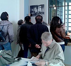 Dans les pas de Marie Curie, visite du Pavillon de la rue Cuvier grâce à l'aimable autorisation de l'Institut de physique du globe de Paris (PdS/B. Kropotka)